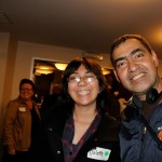 Attendees - Daleth and Andres